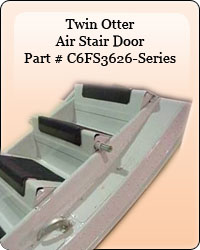 Twin Otter Air Stair Door